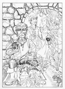 Ten of Pentacles, Healing Tarot