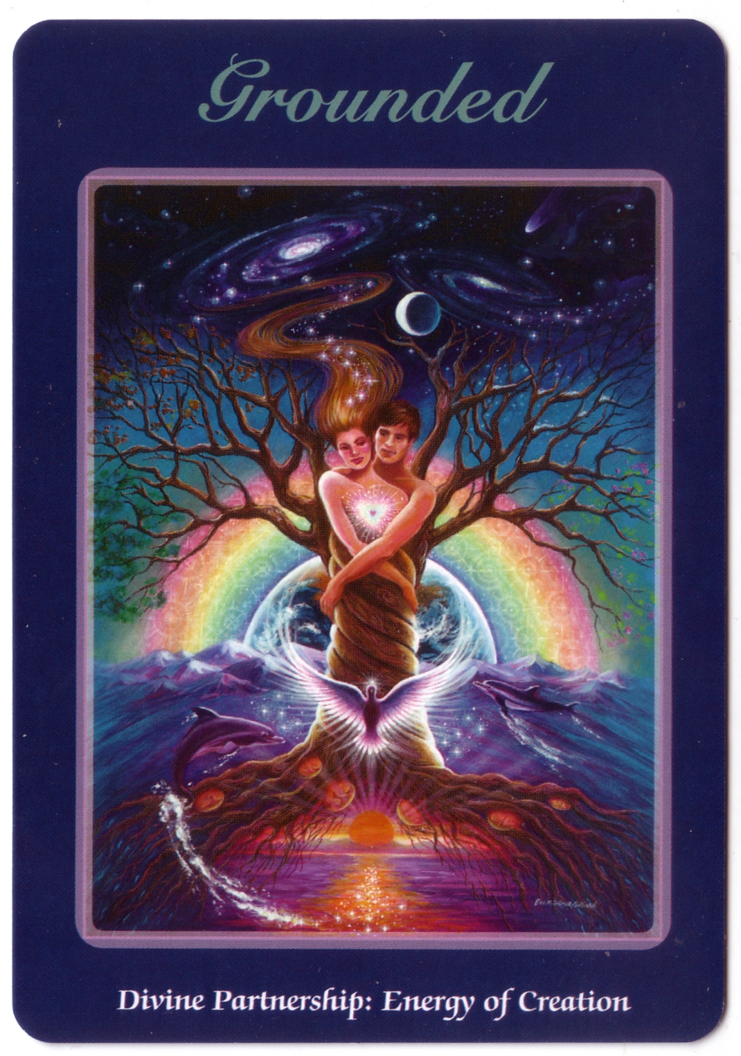 Tarot Oracles And Other Signs Along The: Celebration Of Love Oracle Cards