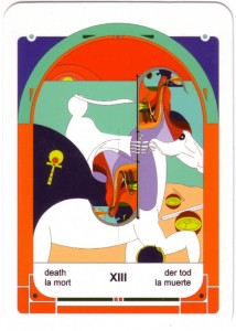 Death (Tarot in the Land of Mystereum)