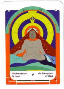 Hierophant (Tarot in the Land of Mystereum)