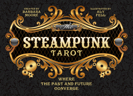 SteamPunk Tarot Header