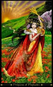 Princess of Pentacles