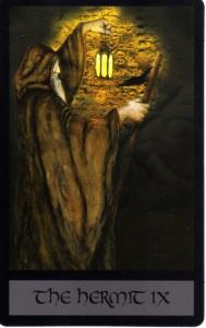 IX The Hermit